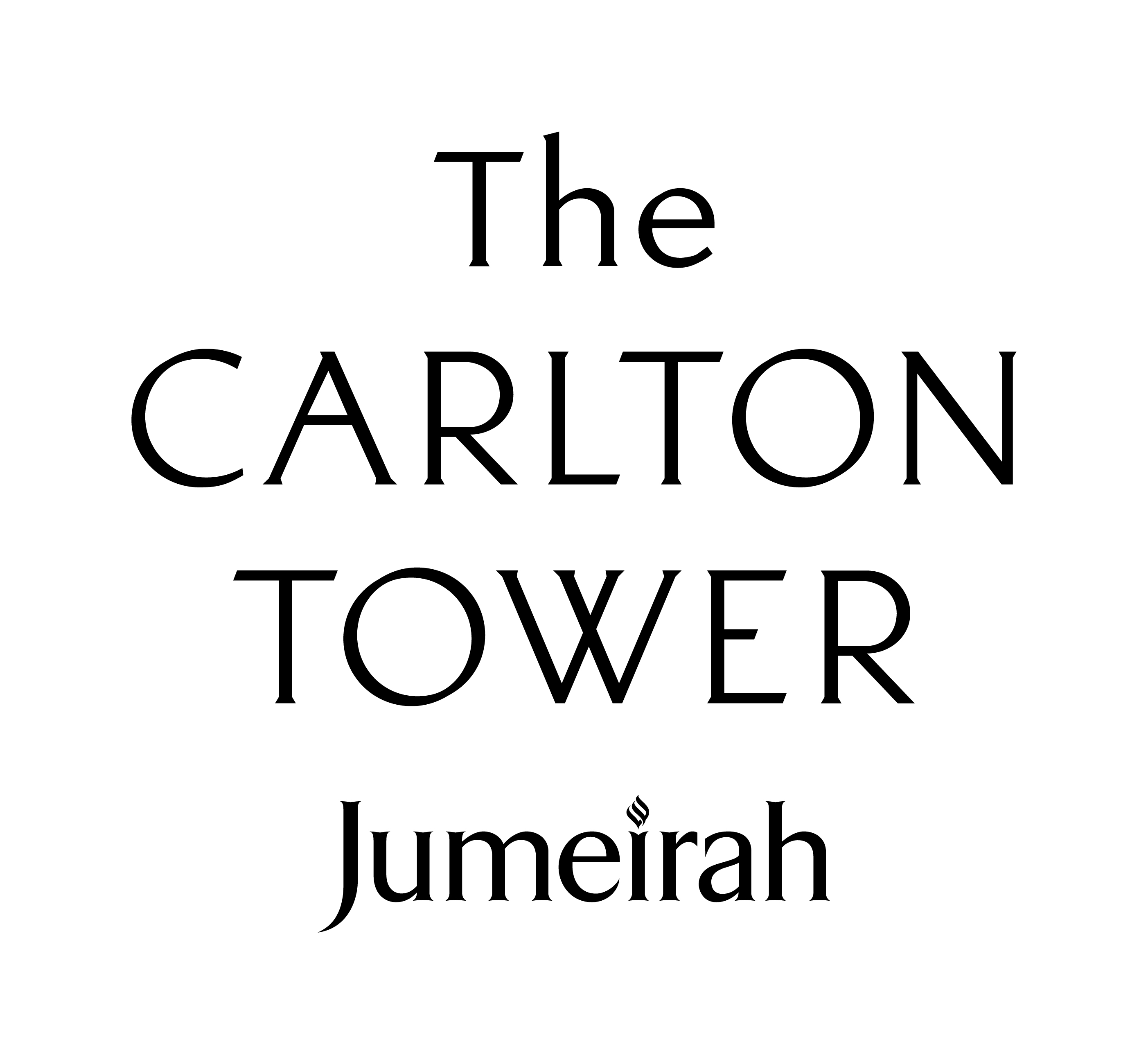 The Carlton Tower Jumeirah logo