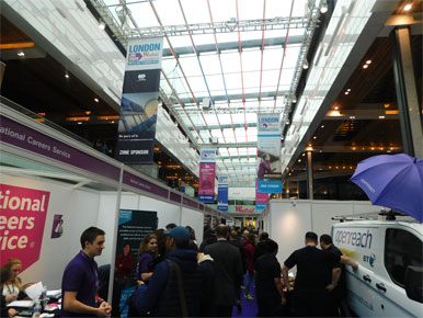 When is London Job Show