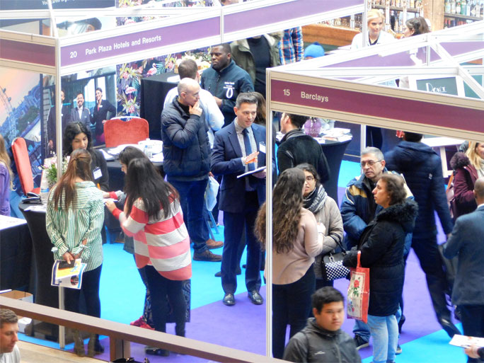 Why visit the London Job Show